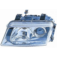 Headlight right front headlight for AUDI A4 1997 to 1999 S4 Lucana Headlights and Lights
