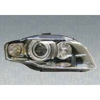 Headlight left front headlight for AUDI A4 2004 to 2006 White Xenon marelli Headlights and Lights