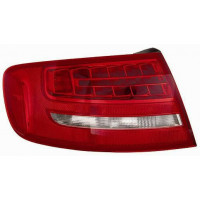 Lamp LH rear light for AUDI A4 2008 onwards led external sw Lucana Headlights and Lights