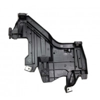 Support Left lower headlight for AUDI A4 2008 onwards Lucana Plates and Frameworks