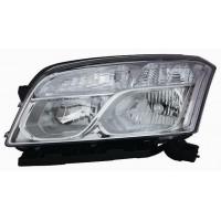 Headlight left front headlight for Chevrolet trax 2013 onwards Lucana Headlights and Lights