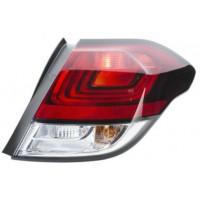 Lamp RH rear light for Citroen C4 2015 onwards hella Headlights and Lights