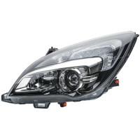 Headlight front headlamp left for Opel Meriva 2013 onwards HIR2 AFS hella Headlights and Lights