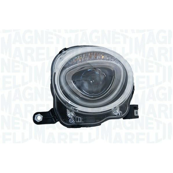 Headlight right front headlight for Fiat 500 2015 in then top marelli Headlights and Lights