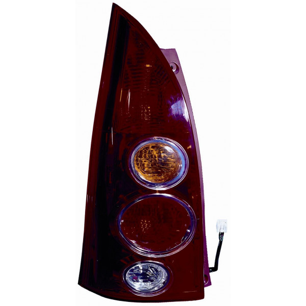 Lamp RH rear light for Mazda Premacy 2002 onwards Lucana Headlights and Lights