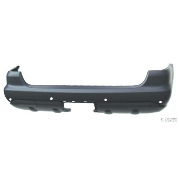 Rear bumper for mercedes ml w163 2002 to 2005 with holes sensors park Aftermarket Bumpers and accessories