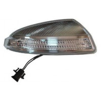 Arrow left rear view mirror for the Mercedes C Class w204 2007 onwards Lucana Headlights and Lights