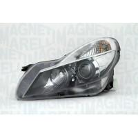 Headlight left front headlight for mercedes sl r230 2008 onwards fume Xenon marelli Headlights and Lights