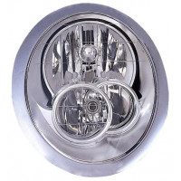 Headlight left front headlight for mini one cooper 2004 to 2006 Lucana Headlights and Lights