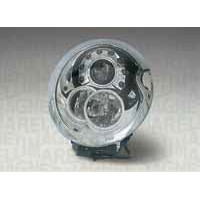 Headlight right front headlight for mini one cooper 2004 to 2006 xenon marelli Headlights and Lights