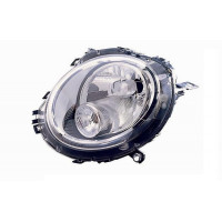 Headlight left front headlight for mini one Clubman Cooper 2006 onwards white arrow Lucana Headlights and Lights