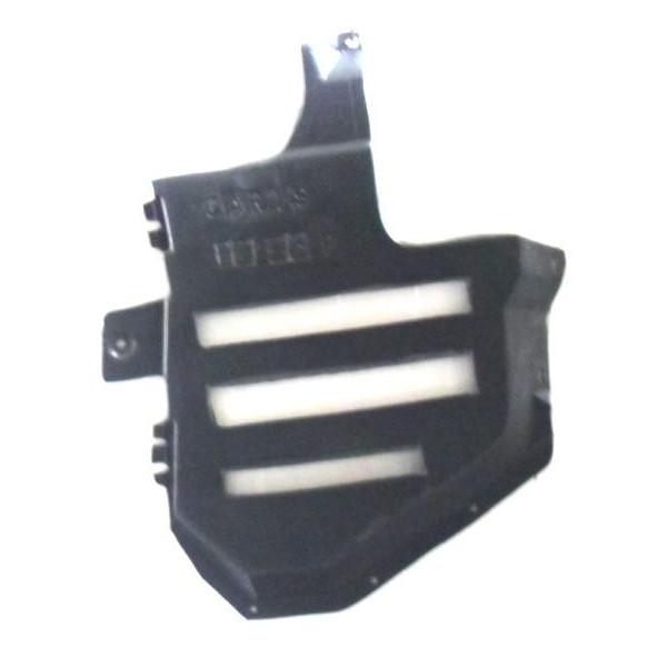 Carter protección motor derecha para Mitsubishi Space star de 1998 al 2007 Lucana Paraurti ed accessori