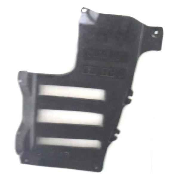 Carter protección motor izquierdo para Mitsubishi Space star de 1998 al 2007 Lucana Paraurti ed accessori