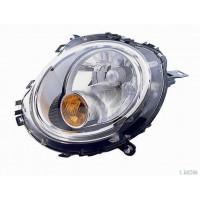 Headlight left front headlight for mini one Clubman Cooper 2006 onwards orange arrow Lucana Headlights and Lights