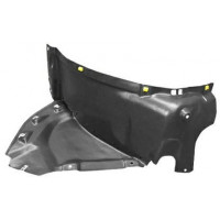 Rock trap right front Audi A4 2015 onwards front Lucana Bumper and accessories