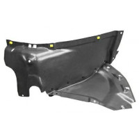 Stone Left Front Audi A4 2015 onwards front Lucana Bumper and accessories