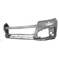 Front bumper AUDI Q7 2015 onwards with headlight washer holes Lucana Paraurti ed accessori