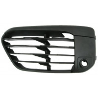 Left grille front bumper BMW X1 f48 2015 onwards basis with sensor hole Lucana Bumper and accessories