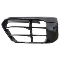 Left grille front bumper BMW X1 f48 2015 onwards sport glossy black Lucana Bumper and accessories
