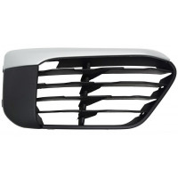 Right grille front bumper BMW X1 f48 2015 onwards x-line Lucana Bumper and accessories