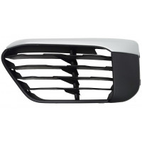 Left grille front bumper BMW X1 f48 2015 onwards x-line Lucana Bumper and accessories