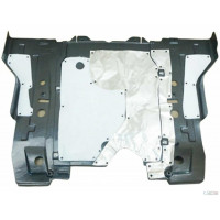 Carter protection lower engine Opel Astra j 2009 onwards Lucana Bumper and accessories