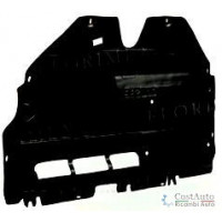 Carter protection lower engine for Peugeot 206 1998 to 2009 Lucana Plates and Frameworks
