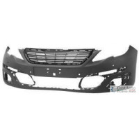 Front bumper for Peugeot 308 2013 to 2017 active with holes sensors park Lucana Bumper and accessories