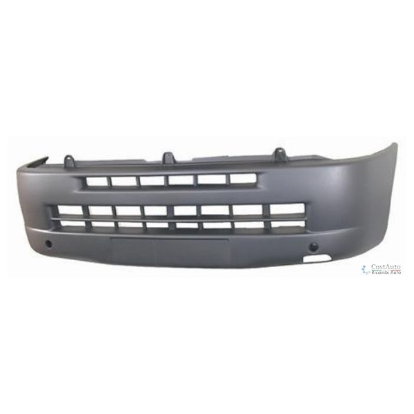 Front bumper jumper duchy boxer 1994 to 2002 black Aftermarket Bumpers and accessories