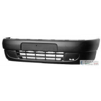 Front bumper berlingo ranch partners 1996 to 2002 black Lucana Bumper and accessories