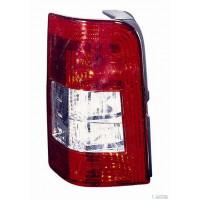 Lamp RH rear light for Citroen Berlingo ranch partners 2005 to 2007 2 ports Lucana Headlights and Lights