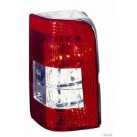 Lamp LH rear light for Citroen Berlingo ranch partners 2005 to 2007 1 Port Lucana Headlights and Lights
