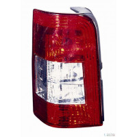 Lamp LH rear light for Citroen Berlingo ranch partners 2005 to 2007 2 ports Lucana Headlights and Lights