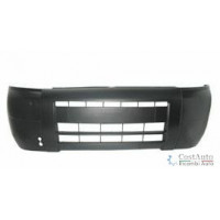 Front bumper berlingo ranch 2003 to 2007 black without fog light holes Lucana Bumper and accessories