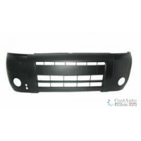 Front bumper berlingo for ranch 2003 to 2007 without fog light holes Lucana Bumper and accessories