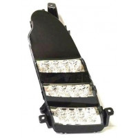 DRL front left-hand daytime running light Peugeot 508 rxh 2014 onwards hella Headlights and Lights