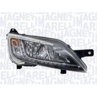 Headlight right front headlight duchy jumper 2014 onwards with drl led marelli Fari e Fanaleria