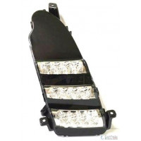 DRL front left-hand daytime running light Peugeot 508 rxh 2010 to 2014 hella Headlights and Lights