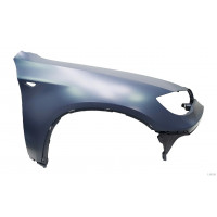 Right front fender BMW X6 E71 2008 to c/Headlight Washer Holes Lucana Plates and Frameworks