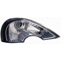 Arrow left front for Renault Modus 2004 to 2007 white Lucana Headlights and Lights