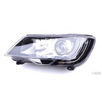 Headlight right front headlight for Skoda Superb 2013 to 2014 AFS Xenon hella Headlights and Lights