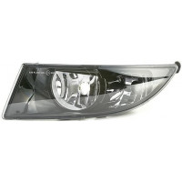 Fog lights headlight left hand for Skoda Roomster Fabia 2010 onwards with drl and AFS hella Headlights and Lights