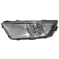 Fog lights left headlight for Skoda Octavia 2013 to 2016 with cornering light hella Headlights and Lights