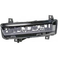 Fog lights left headlight for Skoda Octavia 2013 to 2016 with AFS hella Headlights and Lights