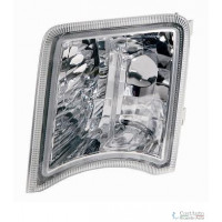 The arrow light left front Toyota Prius 2009 onwards Lucana Headlights and Lights