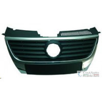 Mask grille VW Passat 2005 in black then c/crom mod. Lucana Bumper and accessories