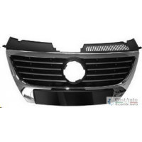 Mask grille VW Passat 2005 onwards in Chrome Lucana Bumper and accessories