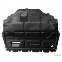 Carter protection lower engine AUDI A1 2010 onwards Lucana Bumper and accessories