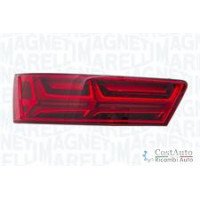Tail light rear left upper AUDI Q7 2015 onwards to dynamic led marelli Headlights and Lights