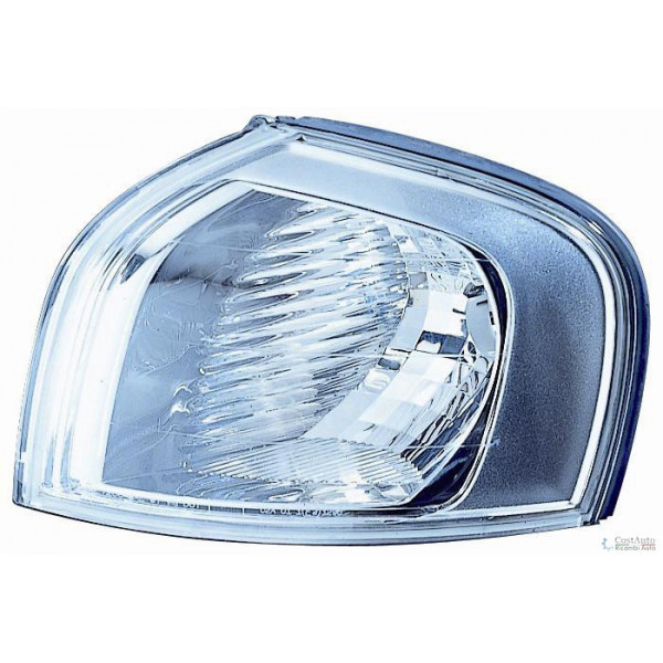 Arrow right headlight for Volvo S80 1998 to 2003 crystal Aftermarket Lighting
